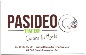 Pasideo traiteur