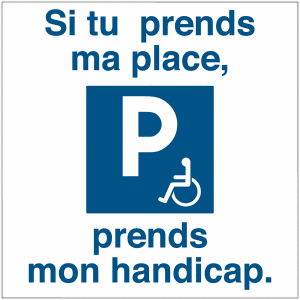Handicap et parking